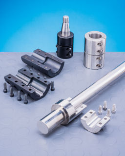 Product News Rigid Shaft Couplings Join Different Shaft