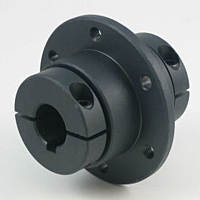 Precision Sleeve Flange Couplings One-Piece Clamp-Type