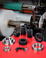 Shaft Collars and Couplings for Converting Applications