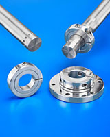 Positioning Shaft Collars Designed For Precise Repeatability