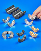 Shaft Collars and Couplings Eliminate Lost Screws and Assembly Delays