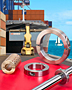 Collars & Couplings for Marine Applications News