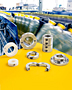 Shaft Collars and Couplings for Food and Beverage Applications