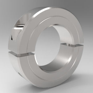 Metric To Standard >> Pipe Collars Two-Piece Split Clamp-Type On Stafford