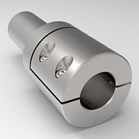 Shaft Adapter Couplings - Step-Up Type
