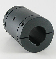 Precision Sleeve Couplings Two-Piece Split Clamp-Type - Steel