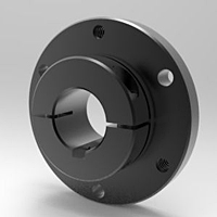 Accu-Flange™ Shaft Mounting Collar - Steel
