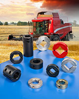 Shaft Collars and Couplings for Commercial Outdoor Power Equipment