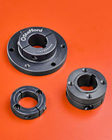 Mounting Shaft Collars Offer Choices for Face Mounting Components
