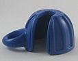 SlipKnot™ Accessory Cap Blue - ABS Plastic