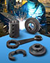 Weldable Shaft Collars and Couplings Solve Design Maintenance Problems