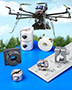 Drone and UAV Components Include Shaft Collars, Couplings & Mounts